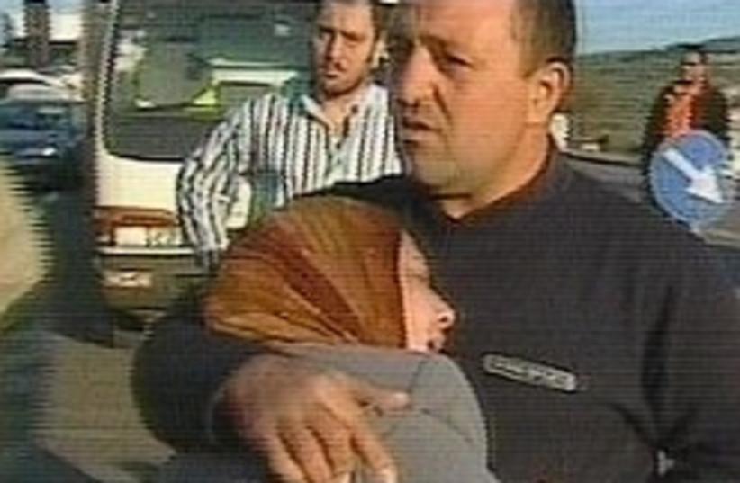 wadi ara riots 248.88 (photo credit: Channel 2 [file])