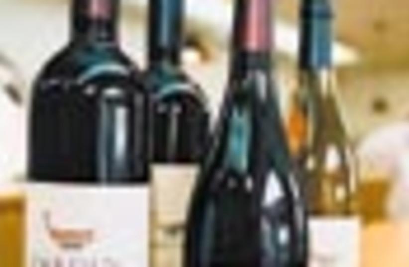 golan wines 88 (photo credit: )