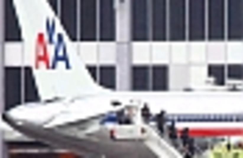american air airplane 88 (photo credit: )