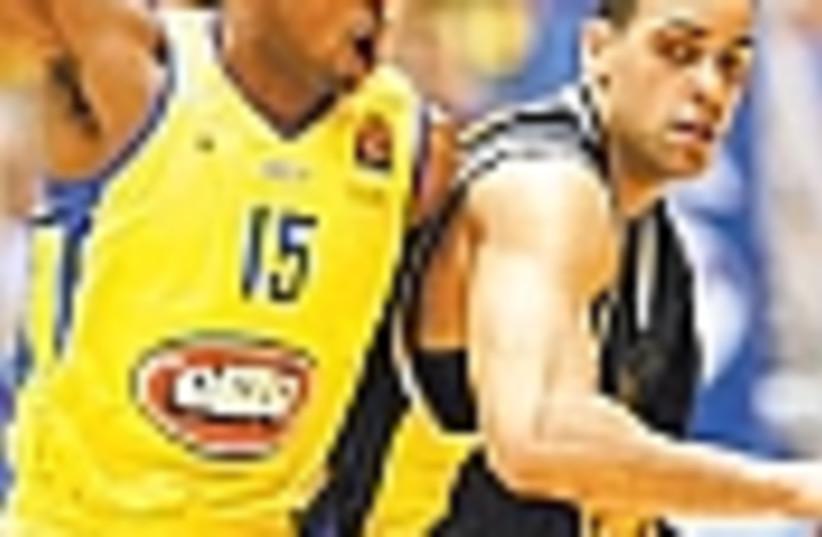 mac ta basketball 88 (photo credit: )