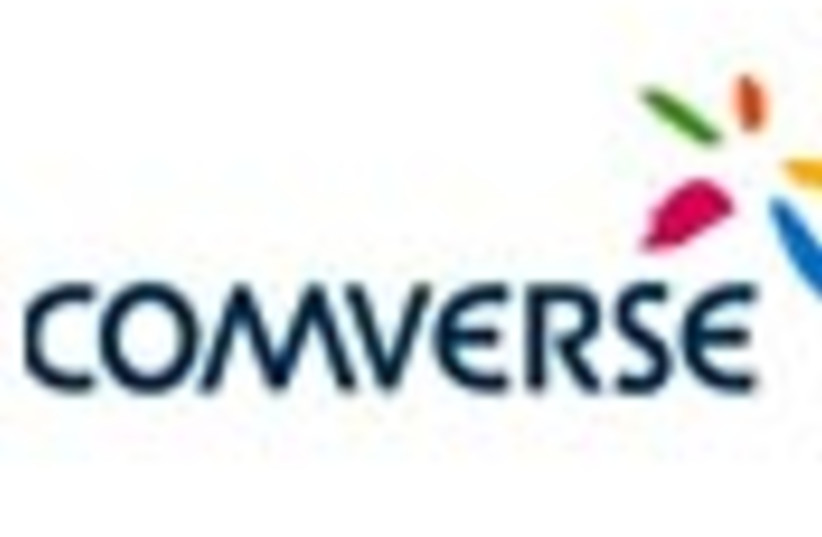 comverse logo 88 (photo credit: )