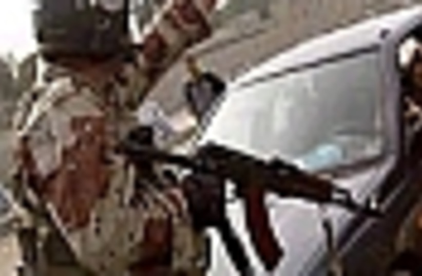 iraq violence 88 (photo credit: )