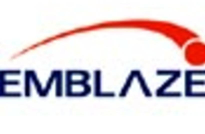 emblaze logo 88 (photo credit: )