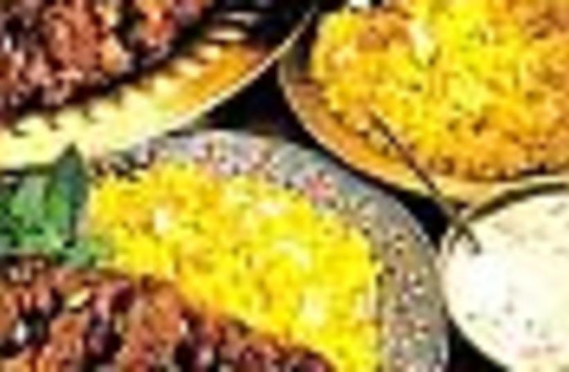 indian food 88 (photo credit: )