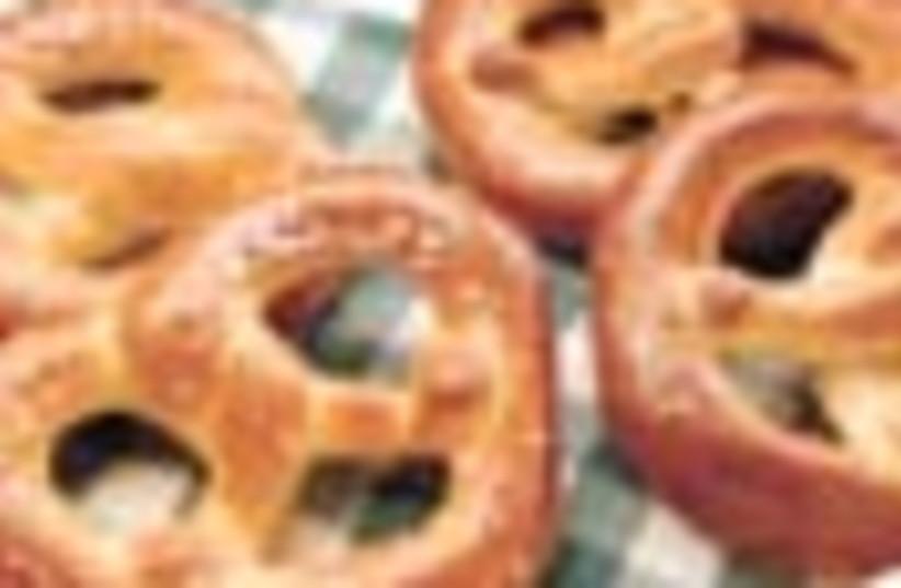 pretzels 88 (photo credit: )