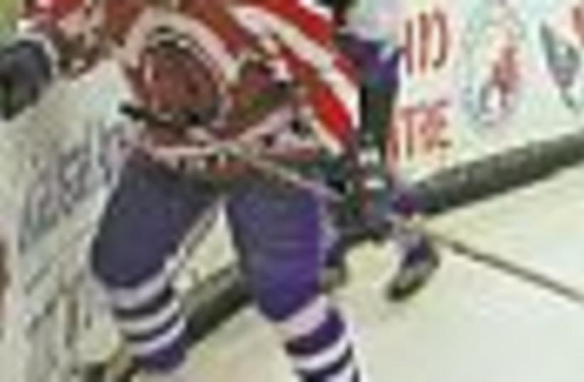 hockey israel 88 (photo credit: )