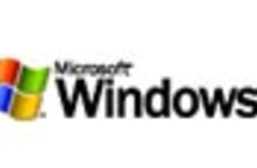 windows xp logo 88 (photo credit: )