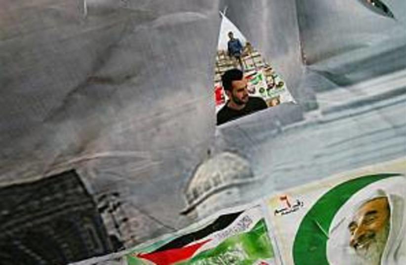 hamas poster 298 ap (photo credit: AP)