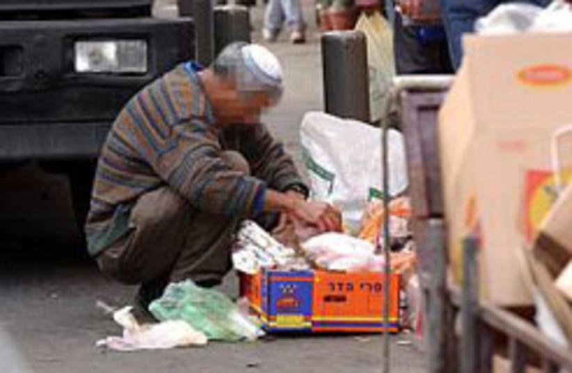 poor hungry people 88 248 (photo credit: Ariel Jerozolimski)
