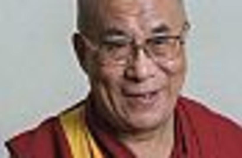 dalai lama 88 (photo credit: )