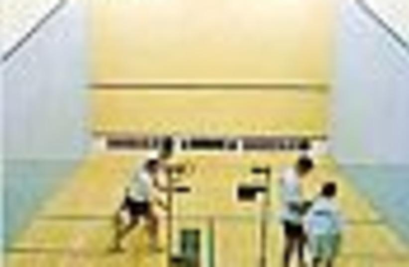 squash sport 88 (photo credit: )