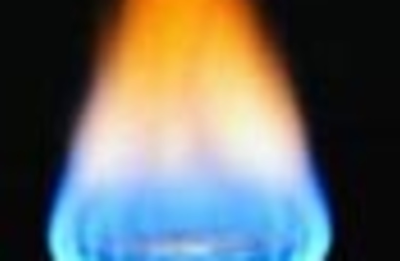 gas flame 88 (photo credit: )