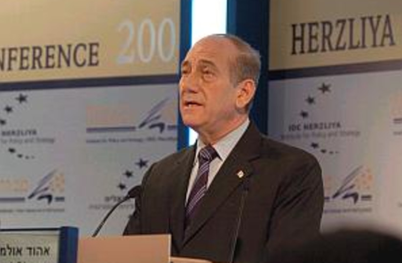 Olmert 298  (photo credit: Ori Porat)