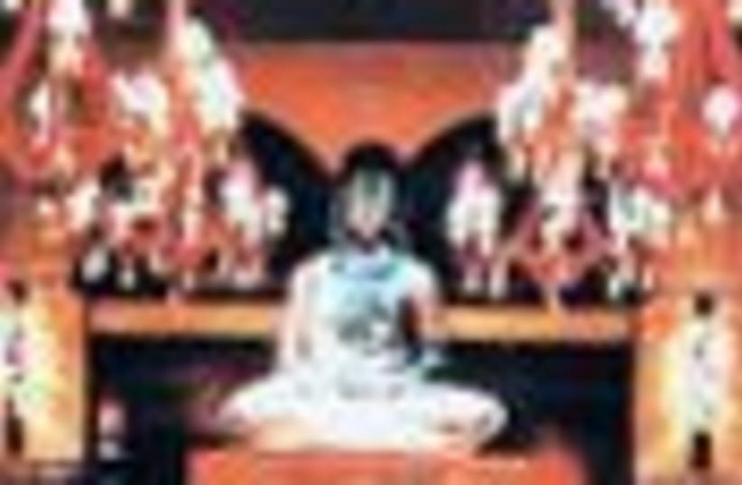 buddha bar 88 (photo credit: )