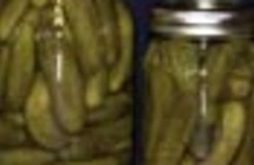 pickles 88 (photo credit: )