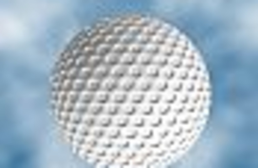 golf ball 88 (photo credit: )