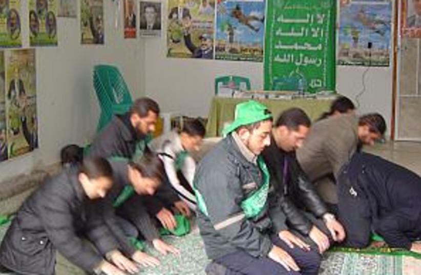Hamas supporters298.88 (photo credit: Rafael D. Frankel)