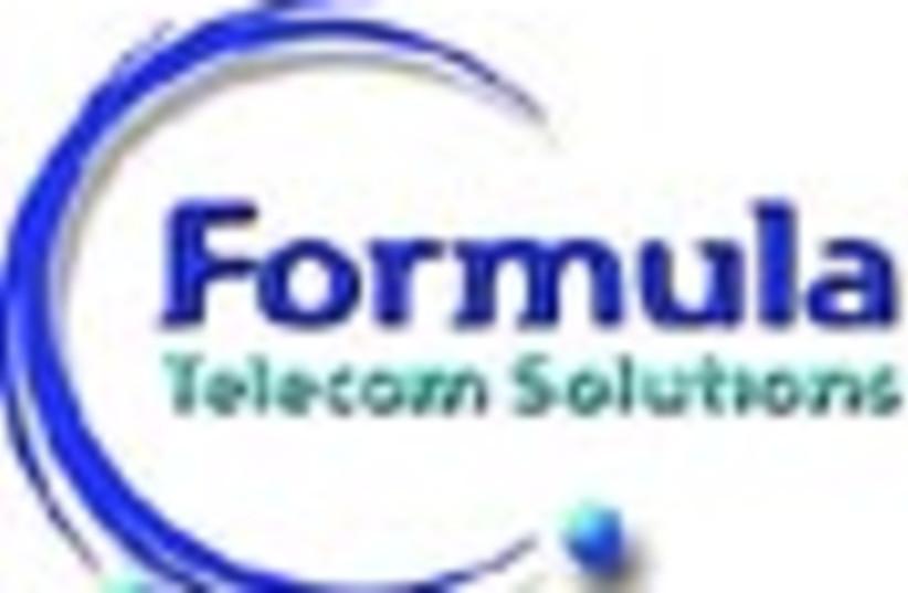 formula telecom logo 88 (photo credit: )