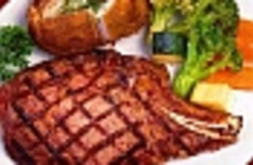 steak 88 (photo credit: )