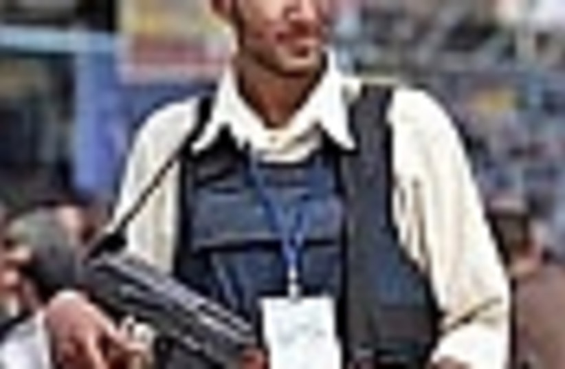 iraqi militiaman 88 (photo credit: )