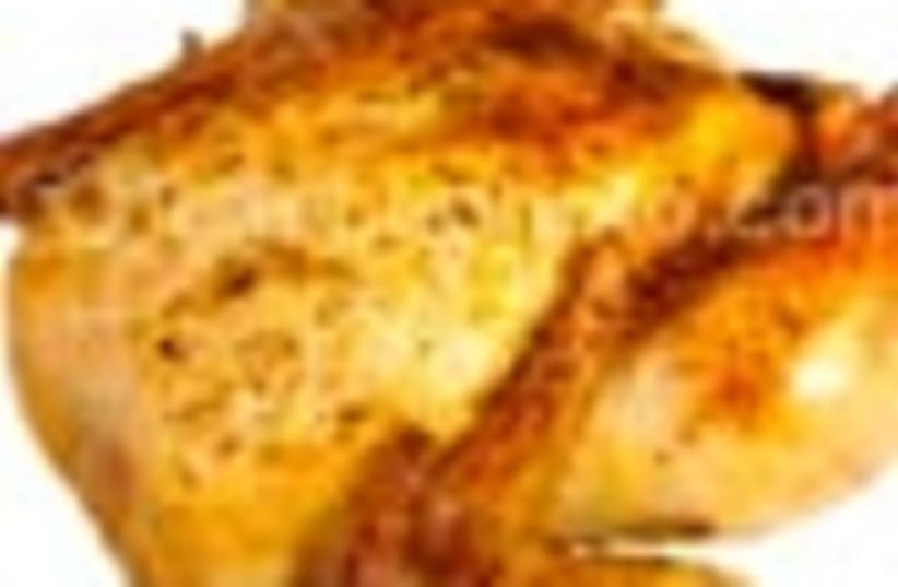roast chicken 88 (photo credit: )