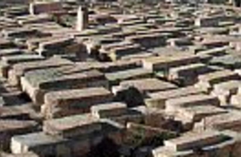 jerusalem cemetery 88 (photo credit: )