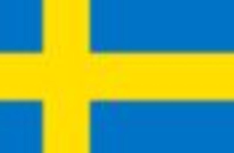 swedish flag 88 (photo credit: )