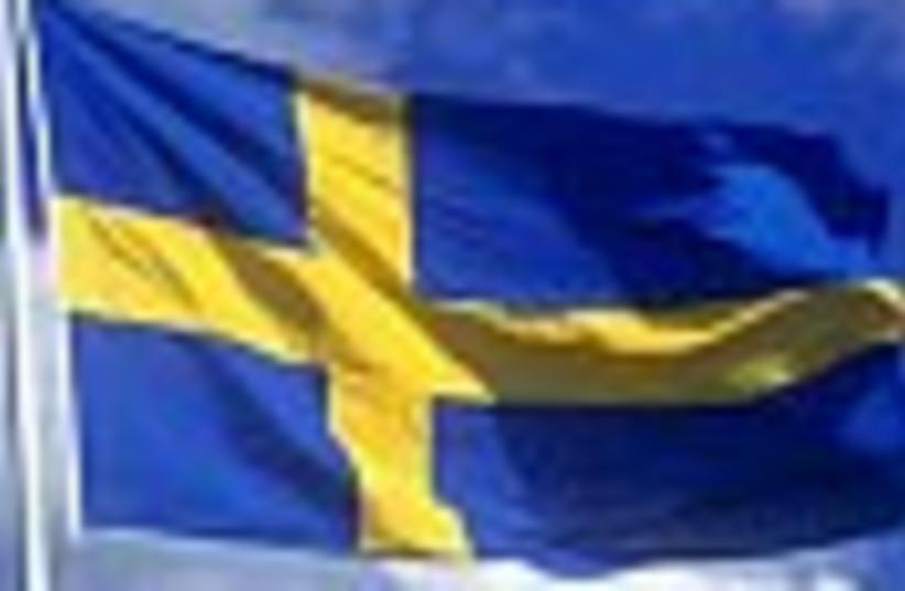 sweden flag 88 (photo credit: )