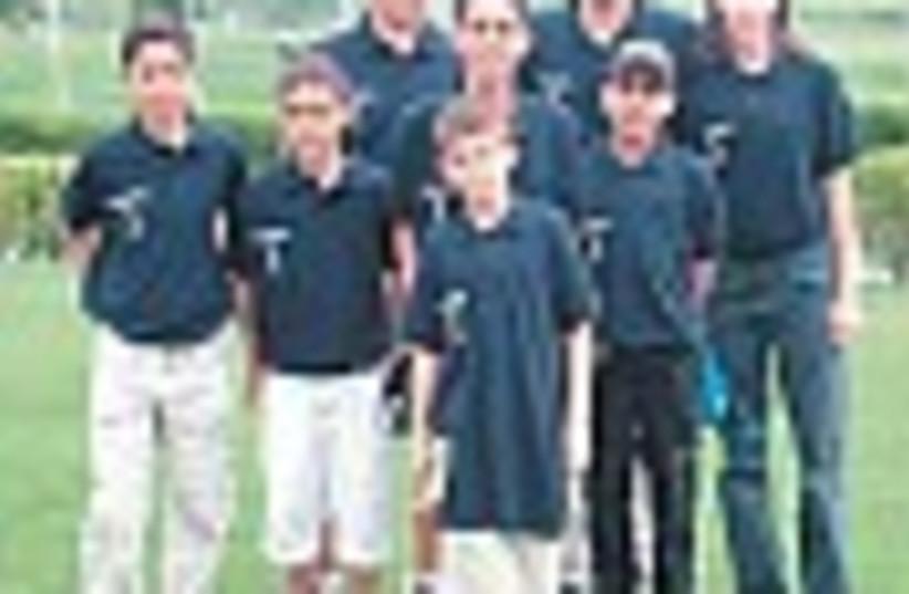 golf team 88 (photo credit: )