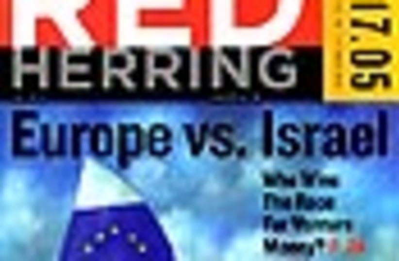 red herring magazine 88 (photo credit: )