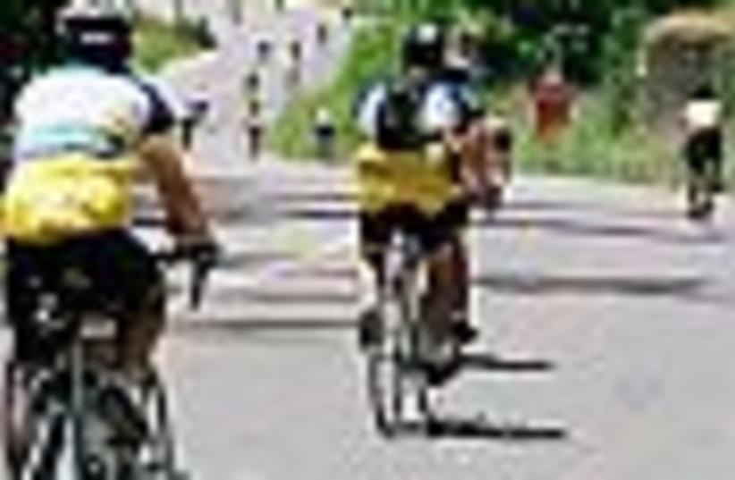 israel riders 88 (photo credit: )