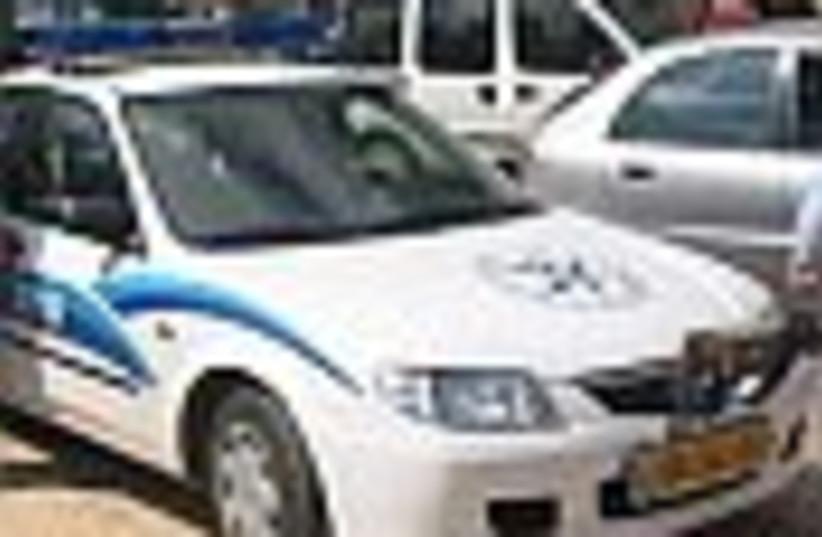 police car 88 (photo credit: )