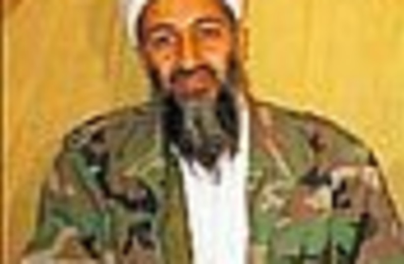 usama bin laden 88 (photo credit: )