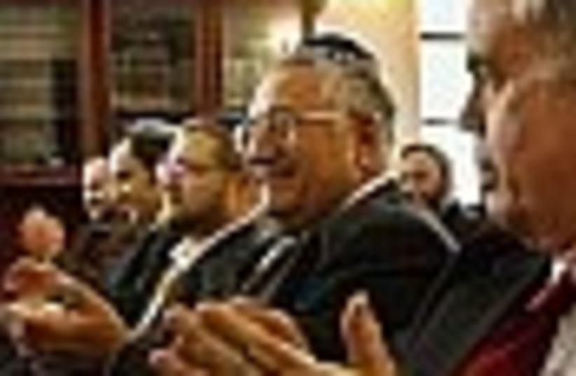 rabbis 88 (photo credit: )