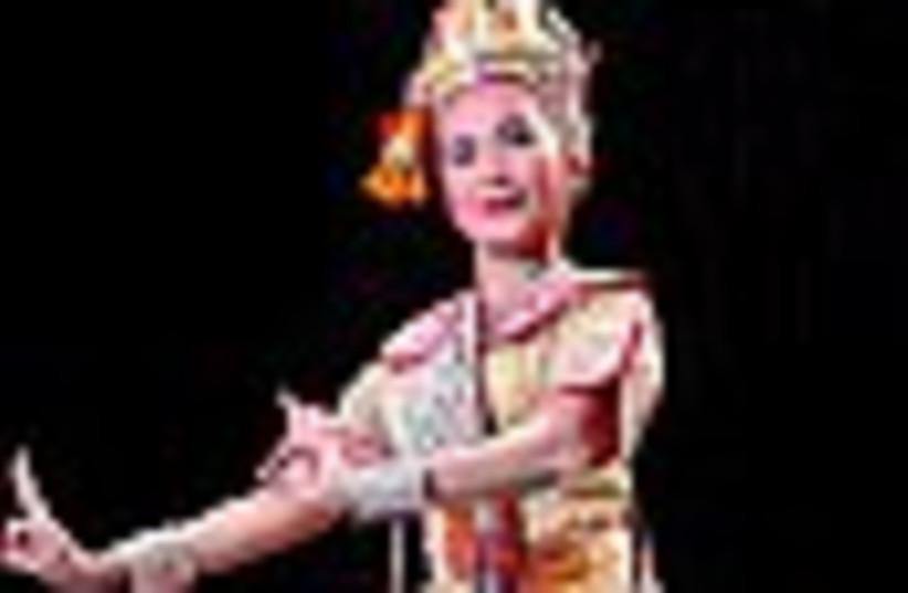 thai ballet 88 (photo credit: )