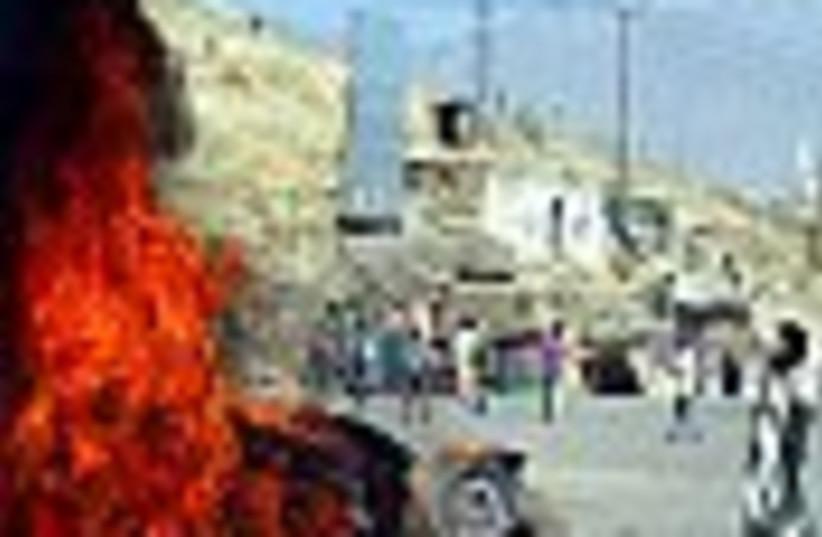 kabul riots 88 (photo credit: )