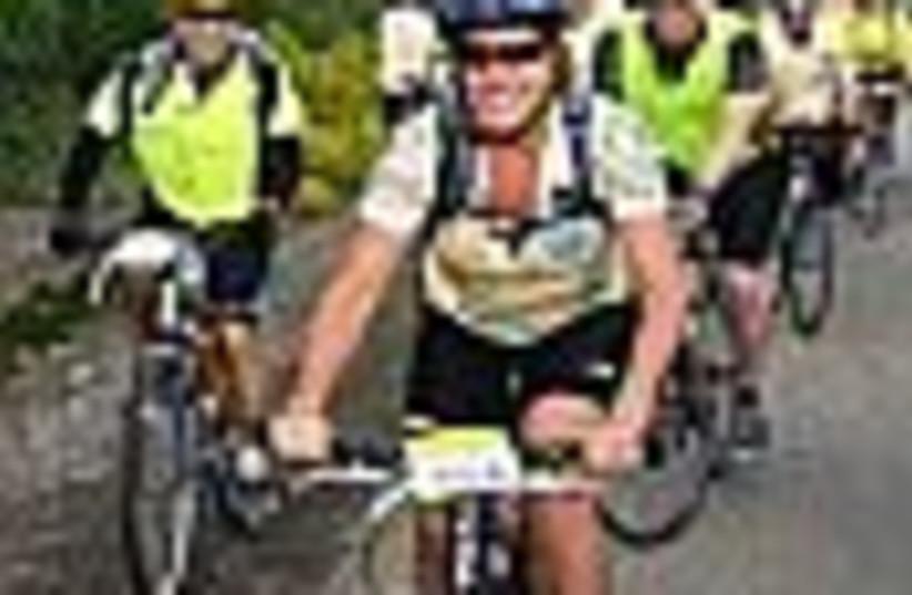 bike ride 88 (photo credit: )