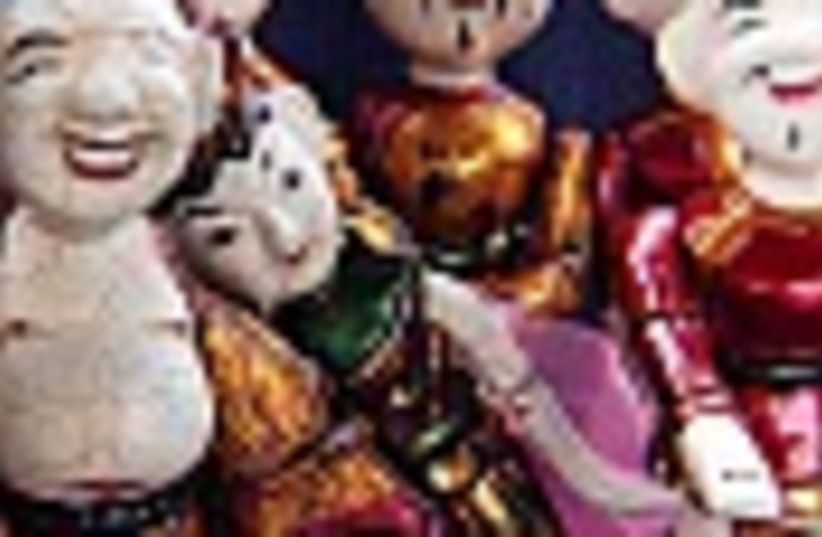 puppets 88 (photo credit: )