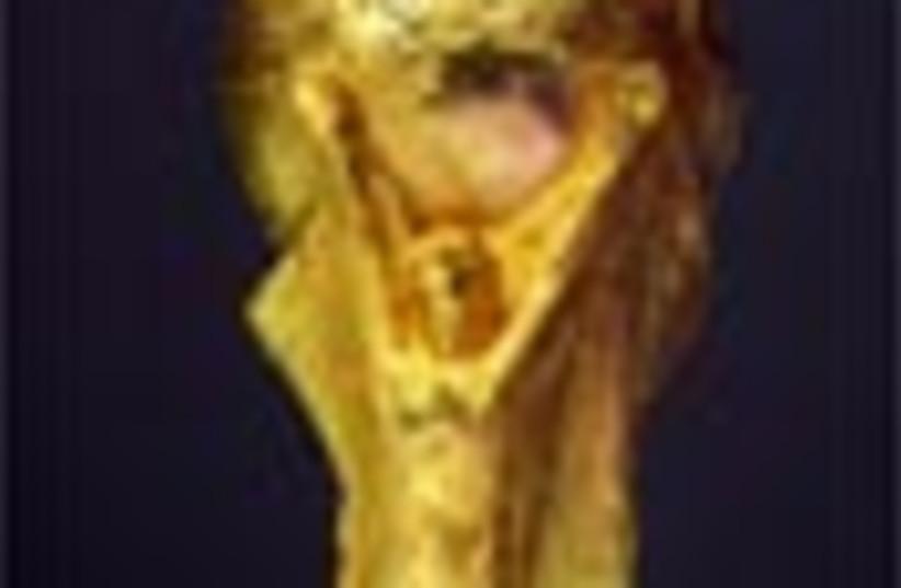 soccer trophy 88 (photo credit: )