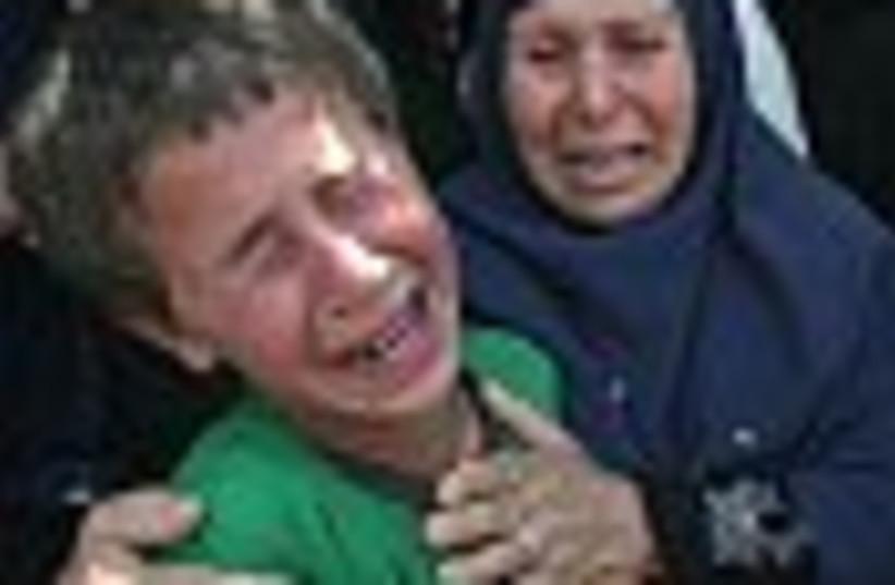 death in gaza 88 (photo credit: )