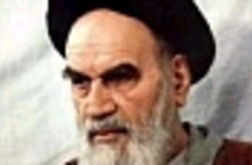 khomeini 88 (photo credit: )