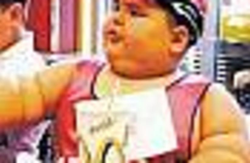 fat kid 88 (photo credit: )