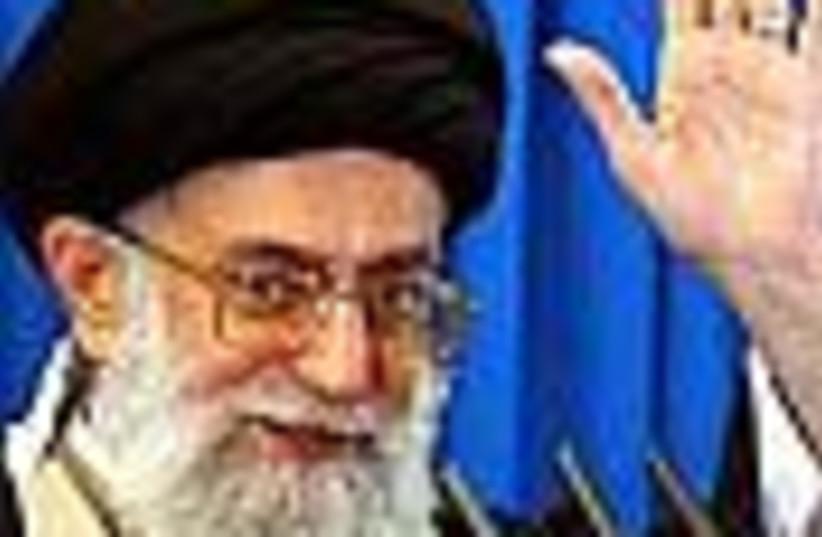 khamenei 88 (photo credit: )