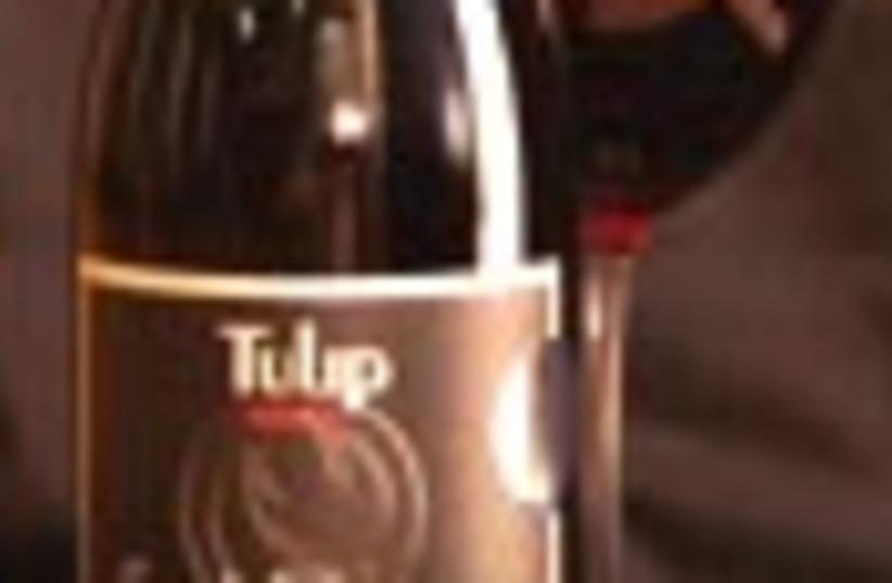tulip wine 88 (photo credit: )