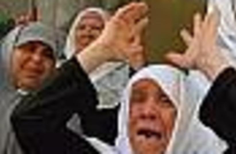 palestinian women 88 (photo credit: )