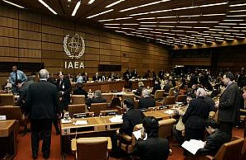 IAEA 298.88 (photo credit: AP [file])