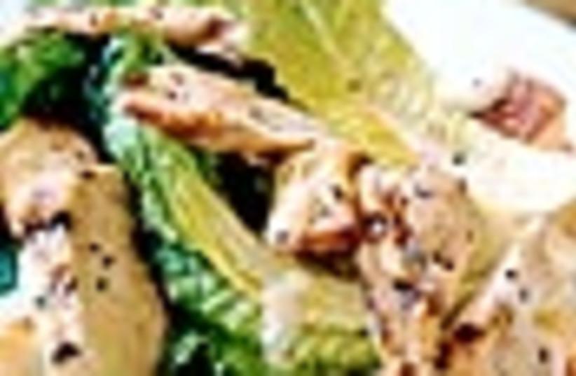 chicken salad 88 (photo credit: )