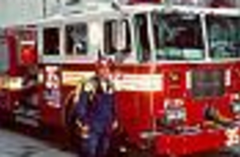 new york firefighter 88 (photo credit: )