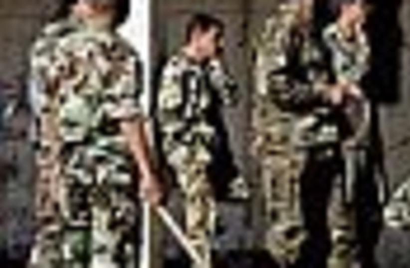lebanese army 88 (photo credit: )