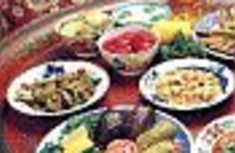 turkish dish 88 (photo credit: )